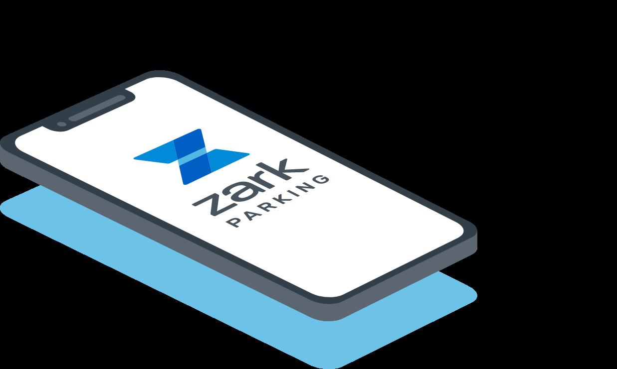 Zark Parking Solution App